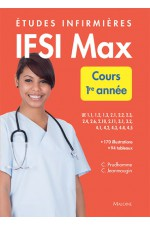 IFSI Max Cours, 1re année